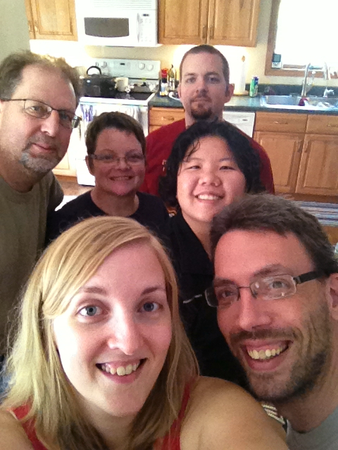 family selfie! #project365