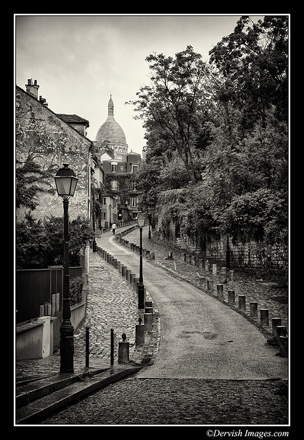 Montmartre - 18th Arrondissement Paris