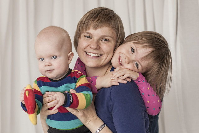 Familjefotografering 2013