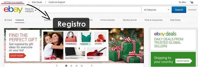 registro ebay