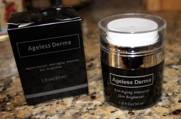 Ageless Derma Anti-Aging Intensive Skin Brightener