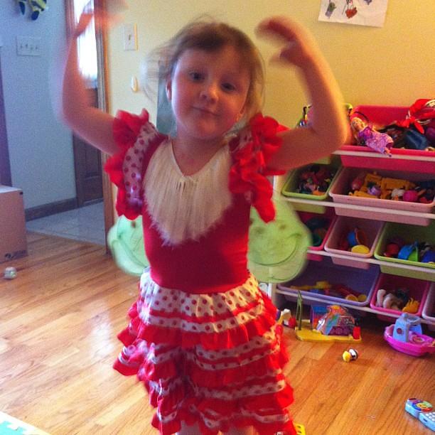 Fairy flamenco