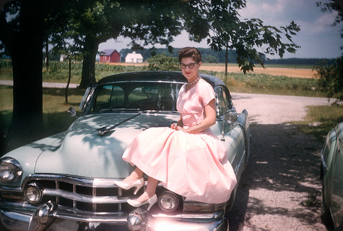 Ft. Wayne, IN – 1955