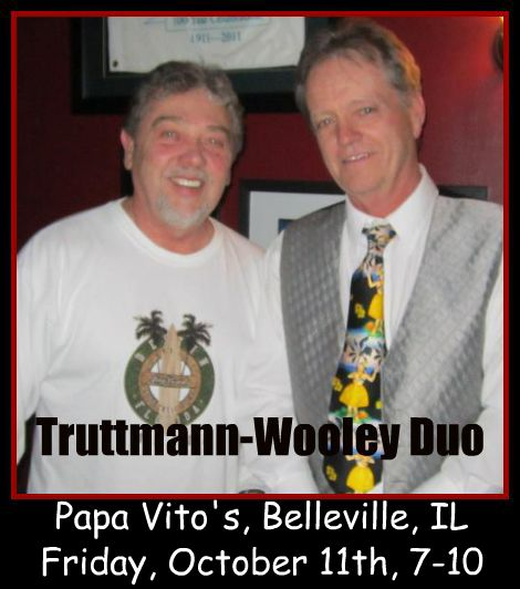 Truttmann-Wooley Duo 10-11-13