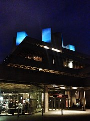 Brutalist Architecture on the Southbank: National Theatre