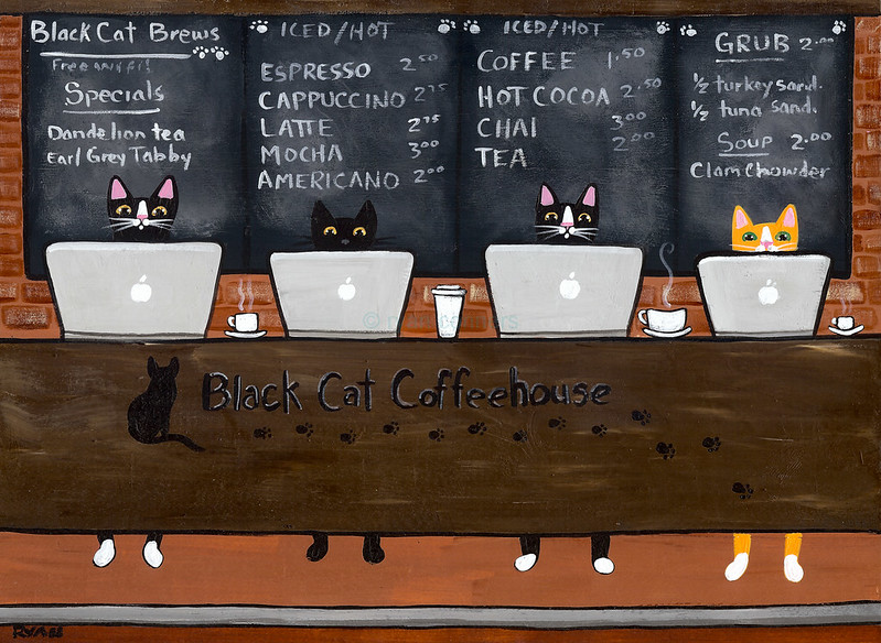 black cat coffeehouse