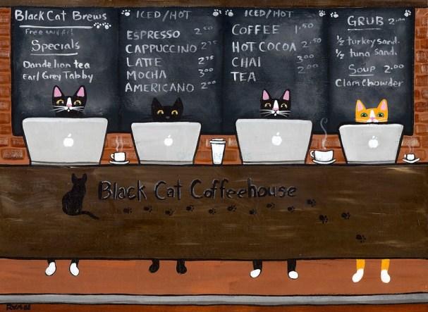 black cat coffeehouse