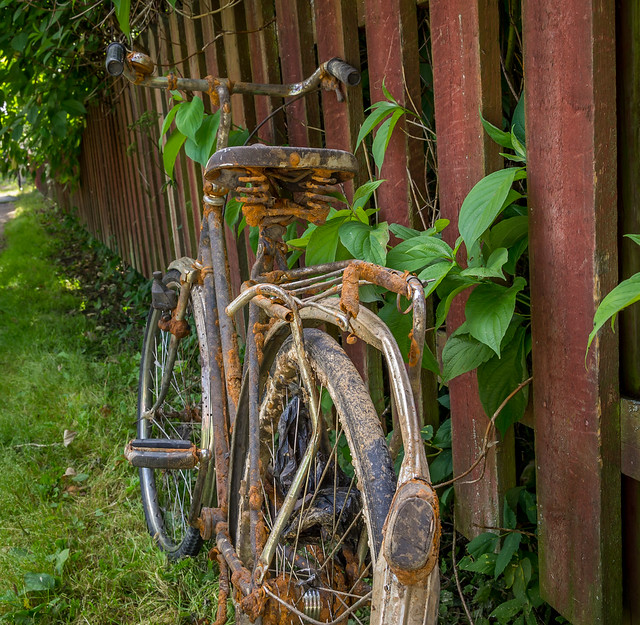 Bike in Köping