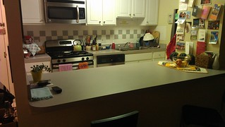 After: Breakfast Bar