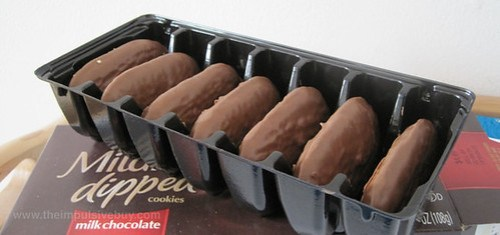 Limited Edition Pepperidge Farm Milk Chocolate Dipped Milano Cookies Tray