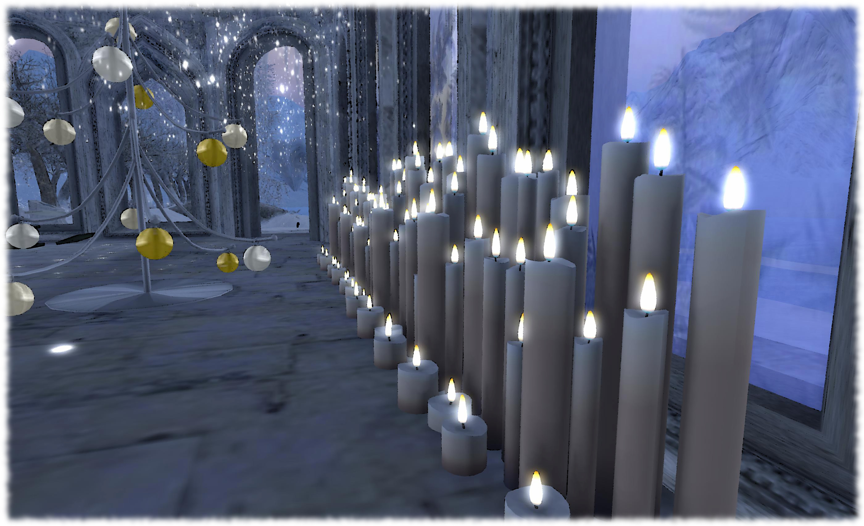 Mystic Winter Dream, January 2014