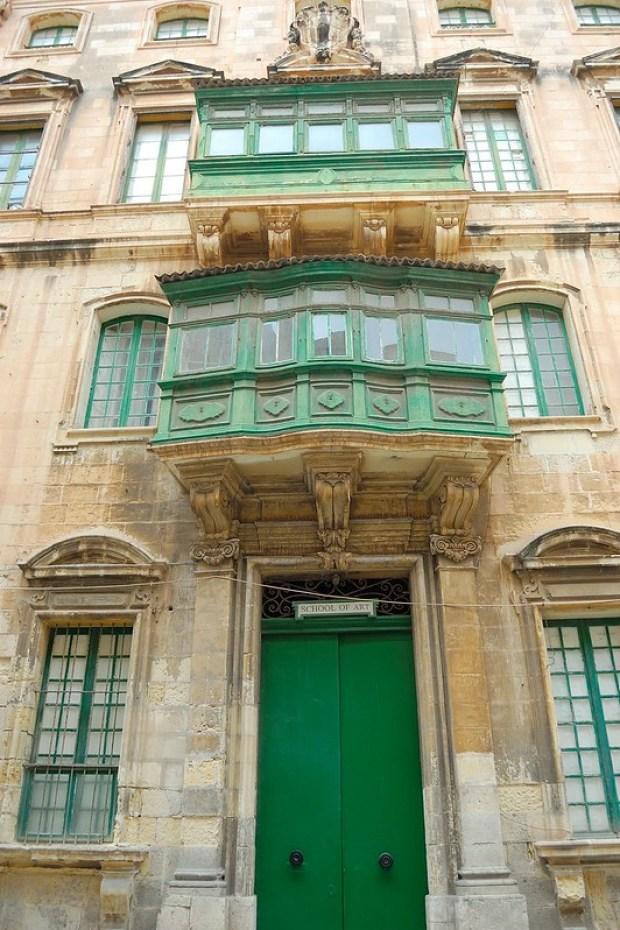 Valletta homes, Malta | No Apathy Allowed