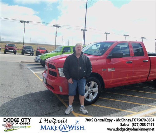 Dodge City of McKinney would like to wish a Happy Birthday to Jimmy Holt! by Dodge City McKinney Texas