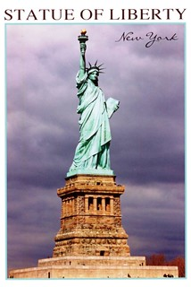 NY PC: Statue of Liberty