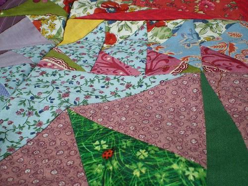patchwork en cours
