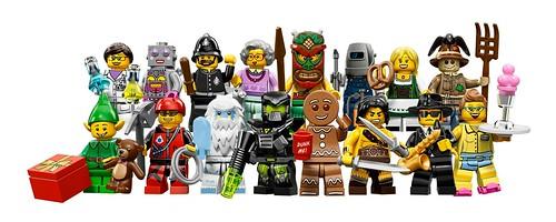 71002 LEGO Minifigures Series 11 org1