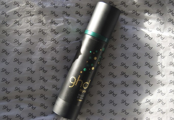 Review: GHD Wetline Straight & Tame Cream