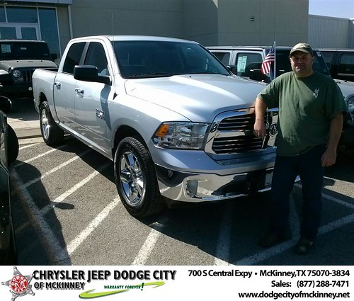 Dodge City McKinney Texas Customer Reviews and Testimonials-David LaRocca by Dodge City McKinney Texas