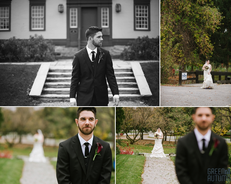 Halloween Stoney Creek Battlefield Park Wedding Photographers