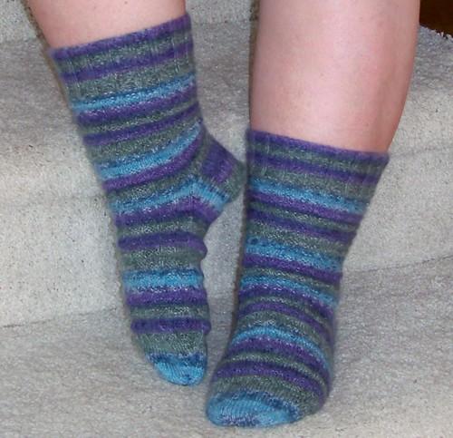 Dusk Socks 2
