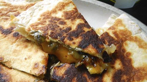 Quick Quesadillas 12