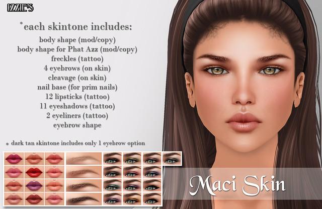 Maci Skin (@ The Boutique)