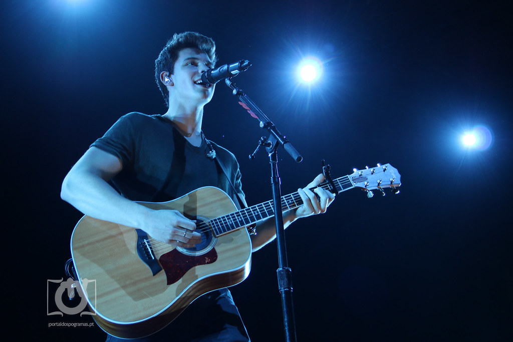 Shawn Mendes World Tour em Lisboa
