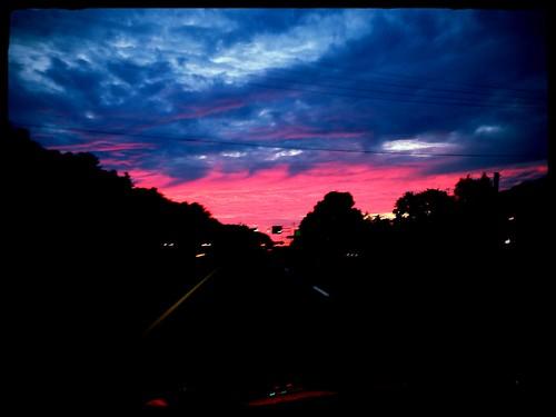 iPhone Sunset