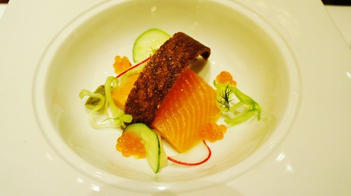 House Smoked Arctic Char