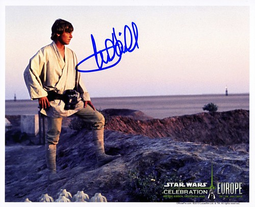 040-Mark Hamill-Luke Skywalker