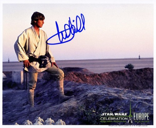 040-Mark Hamill-Luke Skywalker