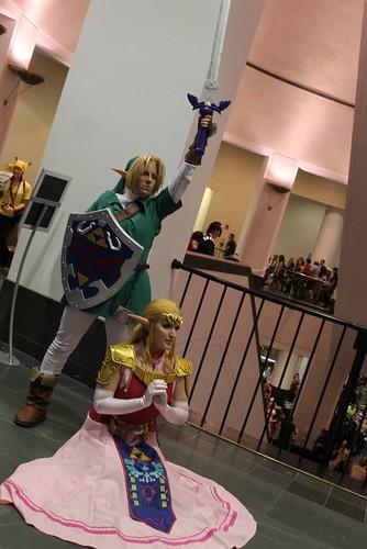 Zelda & Link