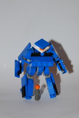 MFZ Español - Blue Lightning