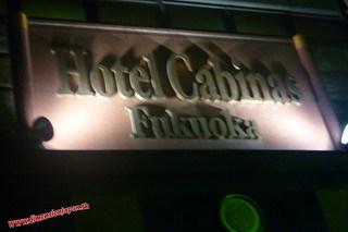P1060650 Hotel cabinas... Zona de la estacion de Hakata (Fukuoka) 13-07-2010