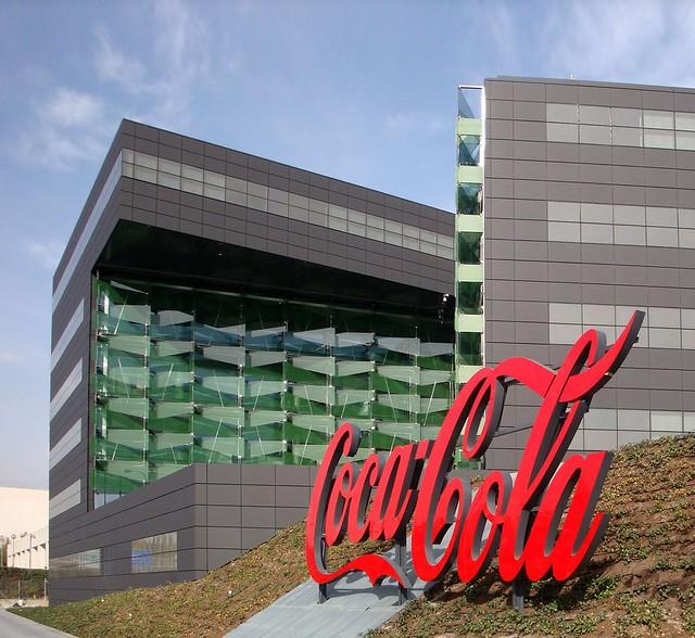 Cocacola España obtiene la certificación LEED ORO