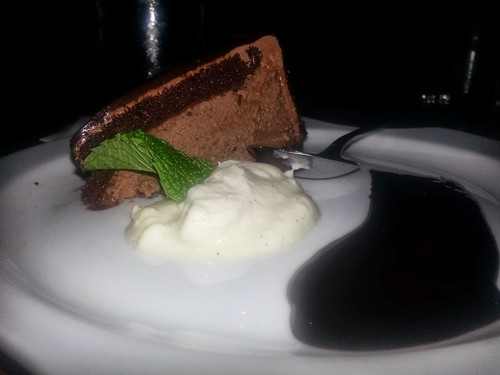 Chocolate Moose Cake at Bin 77