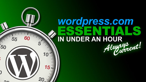 WordPress essentials video course by deltinahay