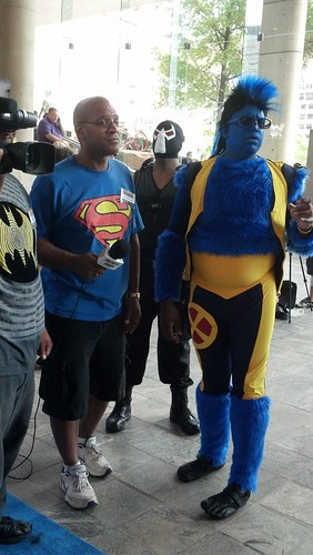 Baltimore Comic-Con, September 8, 2013