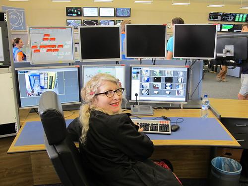 CERN Control Room