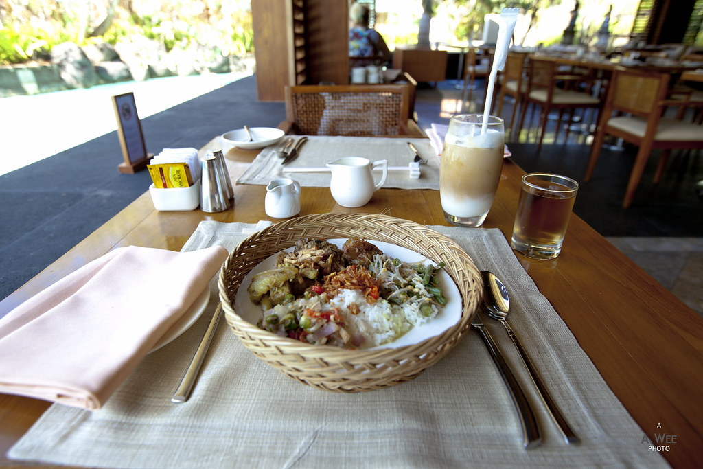 Breakfast at Banyubiru