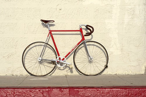 Damn fine and XL Eddy Merckx! by Tracko/GSC!