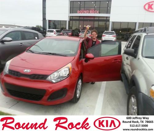 Happy Birthday to Scarlett Tindell from Rudy Armendariz and everyone at Round Rock Kia! #BDay by RoundRockKia