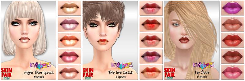 [KoKoLoReS] for Skin Fair 2014 - teaser 3