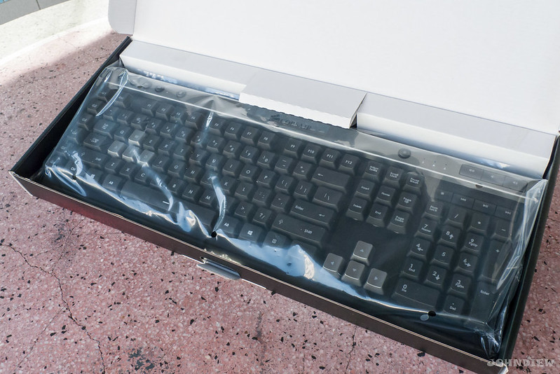 Corsair Raptor K30 and K50 Gaming Keyboards 3