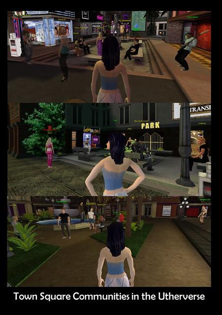 Town Square Communities Utherverse