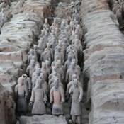 China - Xian - Terracotta Army - 13