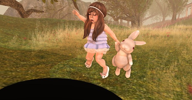 SL Disney Bound – Week Eighteen: Alice