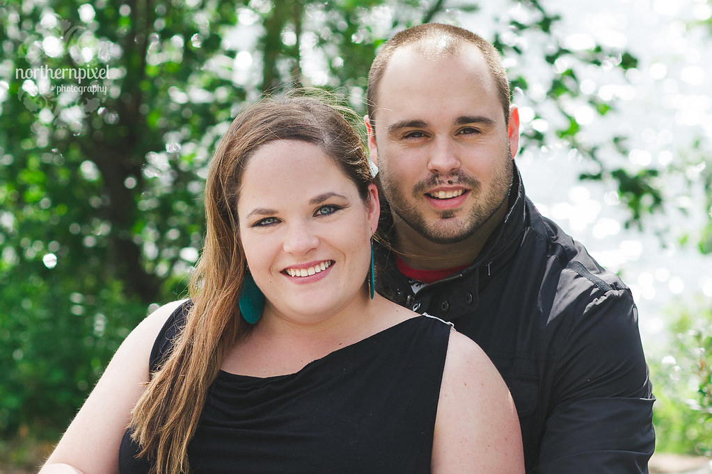 Jen & Andrew - Engagement Session