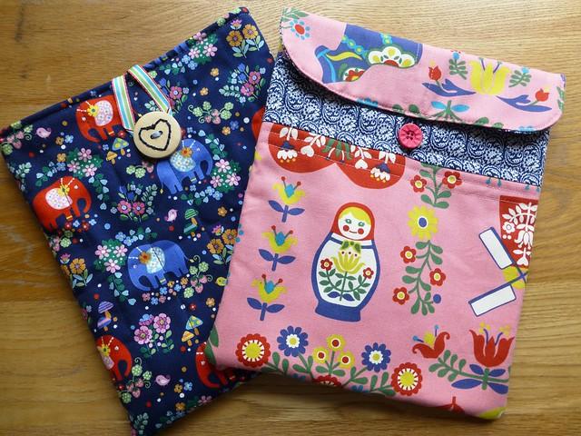 Fabric Yard Shop Samples - Ipad cases