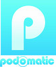 Podomatic Logo light